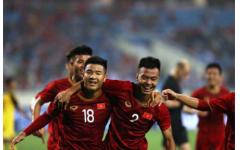 Việt Nam với khởi đầu chiến thắng 6-0 Brunei