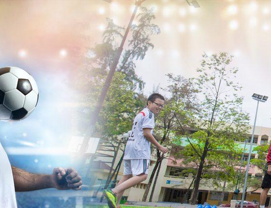 Đăng ký học bóng đá ở Hà Nội | Trung tâm dạy bóng đá trẻ em