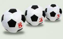 Kích thước tiêu chuẩn của quả bóng
