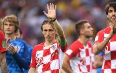 Modric: Croatia có thể tự hào