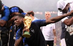 Pháp vô địch World Cup lần hai