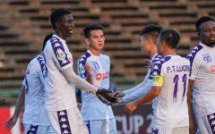 Hà Nội, Bình Dương giành chiến thắng tại AFC Cup