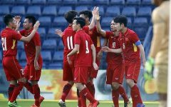 Việt Nam gặp Thái Lan tại giải King's Cup's