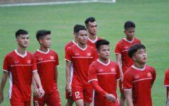 Việt Nam tổ chức giải vòng loại U16 Châu Á