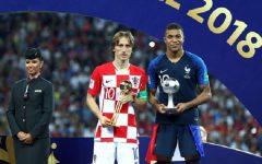 Cầu thủ xuất sắc nhất world cup 2018