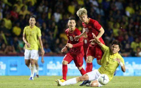 Vé trận đấu Việt Nam vs Thái Lan đã bán hết