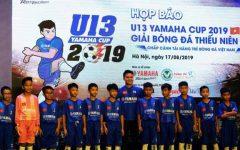 Yamaha Cup tìm kiếm tài năng bóng đá trẻ