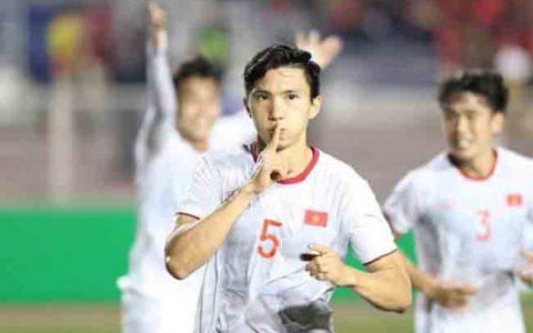 Chiến thắng lịch sử cho Việt Nam trong bóng đá SEA Games