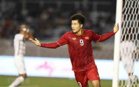 Việt Nam vào chung kết bóng đá nam SEA Games